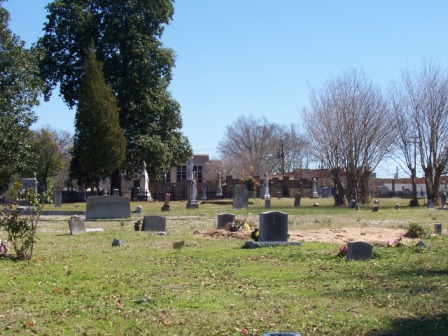 Old Henderson City Cemetery
