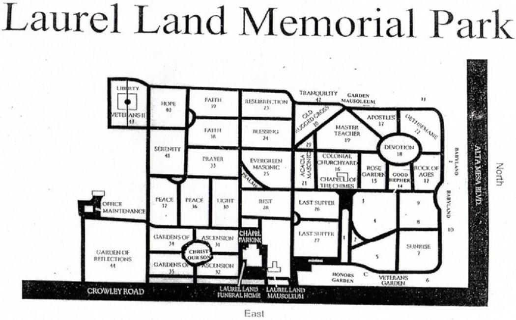 Laurel Land Funeral Home Fort Worth